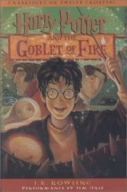 Harry Potter and the Goblet of Fire (Book 4)
