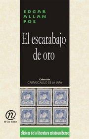 El Escarabajo de Oro/ The Gold Bug (Spanish Edition)