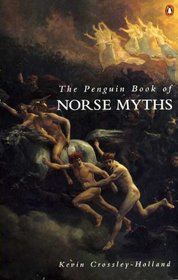 THE PENGUIN BOOK OF NORSE MYTHS: THE GODS OF THE VIKINGS (PENGUIN FOLKLORE LIBRARY)