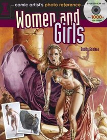 Comic Artist's Photo Reference Women And Girls (Comic Artist's Photo Reference)