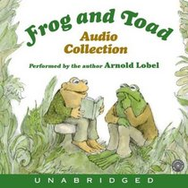 Frog and Toad Audio Collection (Audio CD) (Unabridged)