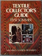 Textile Collector's Guide