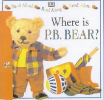 Where is Pyjama Bedtime Bear? (PB Bear & Friends)