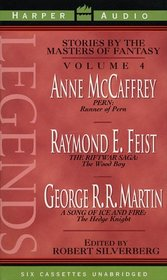 Legends: Stories by the Masters of Fantasy, Vol 4 (Audio Cassette) (Unabridged)