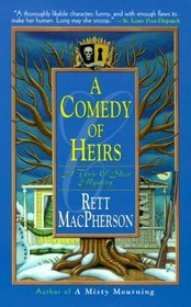 A Comedy of Heirs (Torie O'Shea, Bk 3)