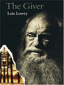 The Giver (Giver, Bk 1) (Large Print)
