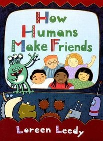 How Humans Make Friends
