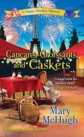 Cancans, Croissants, and Caskets (Happy Hoofers, Bk 3)