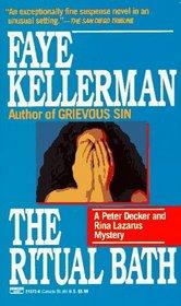 The Ritual Bath (Peter Decker & Rina Lazarus, Bk 1)