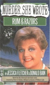 Rum and Razors (Murder, She Wrote, Bk 3)