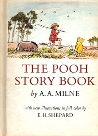 Pooh Story Book