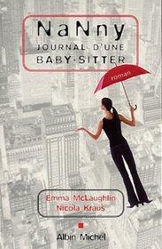 Nanny : Journal d'une baby-sitter