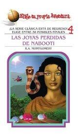 Las joyas perdidas de Nabooti (Spanish Edition)