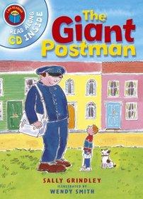 The Giant Postman (I Am Reading) (I Am Reading)