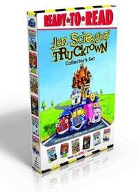 Trucktown Collector's Set: Dizzy Izzy; Kat's Maps; Trucks Line Up; Uh-Oh, Max; The Spooky Tire; Kat's Mystery Gift (Jon Scieszka's Trucktown)