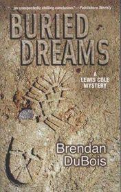 Buried Dreams  (Lewis Cole, Bk 5)