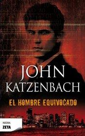 El hombre equivocado (Negra Zeta) (Spanish Edition)