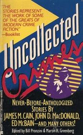 Uncollected Crimes