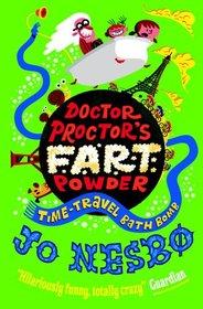 Doctor Proctor's Fart Powder: Time-Travel Bath Bomb