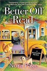Better Off Read (Bookmobile Mystery, Bk 1)