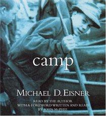 Camp (Audio CD) (Abridged)