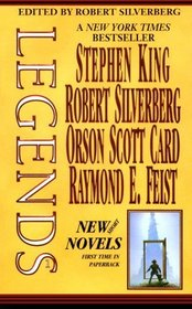 Legends, Vol 1: New Short Novels