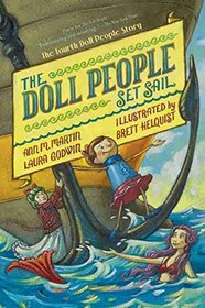 The Doll People Set Sail (Doll People, Bk 4)