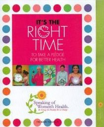 It's the Right Time to Take a Pledge for Better Health vol IV