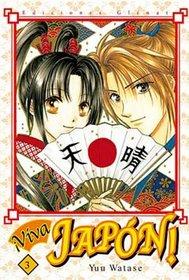 Viva Japon 3/ Japan Live (Shojo Manga) (Spanish Edition)