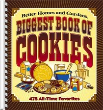 Biggest Book of Cookies : 475 All-Time Favorites