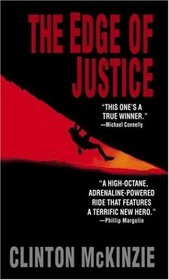 The Edge of Justice (aka Get the Edge) (Burns Brothers, Bk 1)