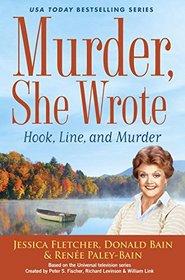Hook, Line and Murder (Murder, She Wrote, Bk 46)
