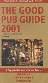 The Good Pub Guide 2001