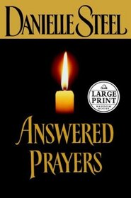 Answered Prayers (Large Print)