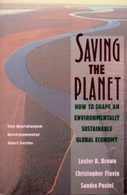 Saving the Planet: How to Shape an Environmentally Substainable Global Economy (The Worldwatch Environmental Alert Series)