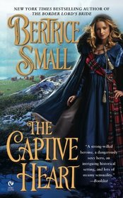 The Captive Heart (Border Chronicles, Bk 3)