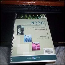 CHEM N330 Intermediate Inorganic Chemistry Lab Manual
