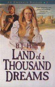 Land of a Thousand Dreams (Emerald Ballad, Bk 3)