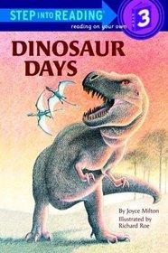 Dinosaur Days (Step into Reading, Step 3)