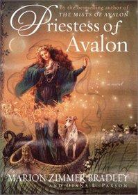 Priestess of Avalon (Avalon, Bk 4)