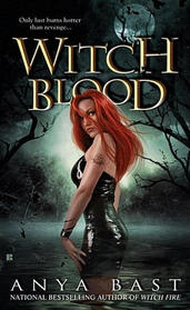 Witch Blood (Elemental Witches, Bk 2)
