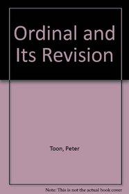 Ordinal and Its Revision