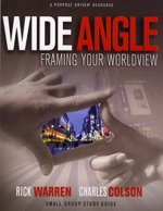 Wide Angle Framing Your Worldview