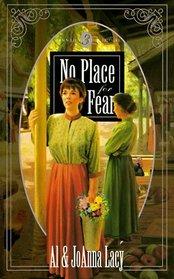 No Place For Fear (Hannah of Fort Bridger, Bk 3)