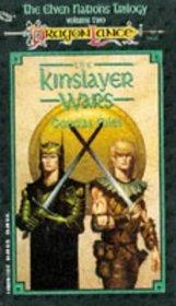 The Kinslayer Wars (Dragonlance Elven Nations, Vol 2)