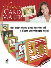Christmas Card Maker (Dover Cardcrafter Studio)