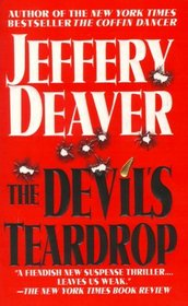 The Devil's Teardrop (Audio Cassette) (Abridged)