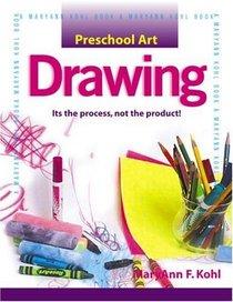Preschool Art: Drawing