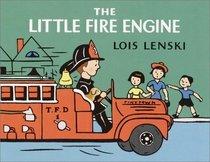 The Little Fire Engine (Lois Lenski Books)