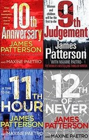Women's Murder Club Collection: 4 Book Set (9th Judgement, 10th Anniversary, 11th Hour, 12th of Never)